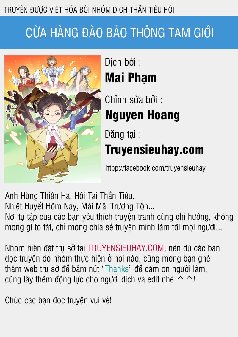Cửa Hàng Đào Bảo Thông Tam Giới Chapter 44 video  - truyenmh.com