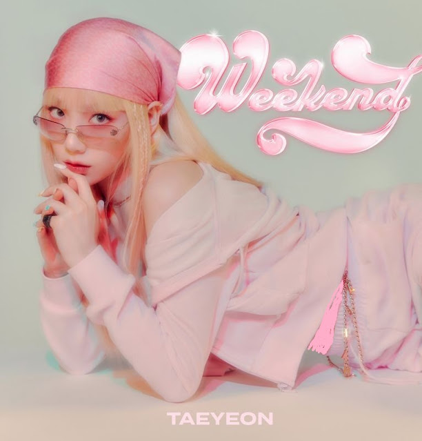 Lirik lagu TAEYEON Weekend dan Terjemahan