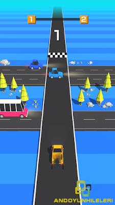 Traffic Run! v1.5 Hileli