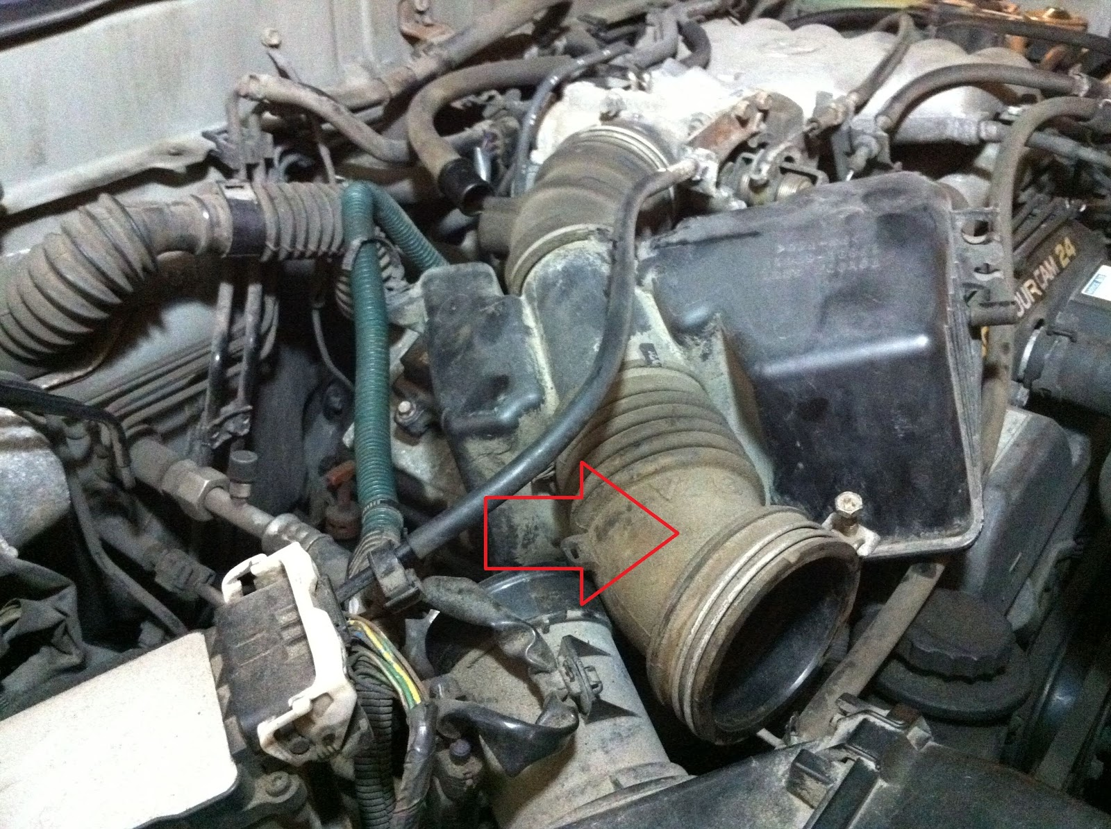 What Is The Spark Plug Wiring On A 97 Toyota 4runner
