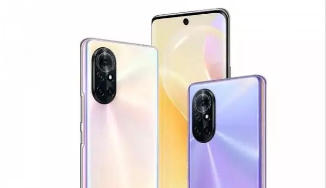 Huawei Nova 8 dan 8 Pro