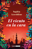 El viento en la cara de Saphia Azzeddine [Grijalbo]