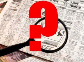 Pertanyaan dan Jawaban Buat Yang Mau Cari Kerja