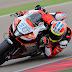 WorldSBK: Tati Mercado terminó 7º la Carrera 1 en MotorLand