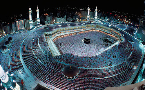 Why Mecca is so scered place? who build it? every thing about Mecca.
