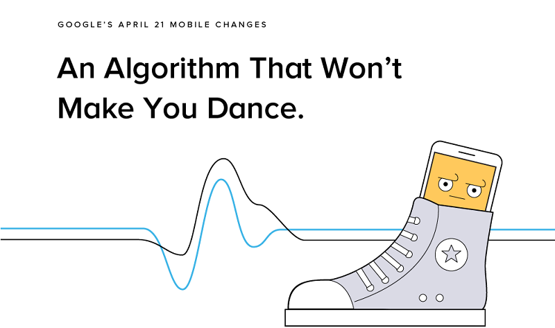 Is Your Site Mobile Ready for Google's Big Algorithm Change? (Infographic)
