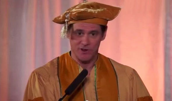 Everyone Is Talking About Jim Carrey's Speech. In Just 1 Minute, He Absolutely NAILS Life.
