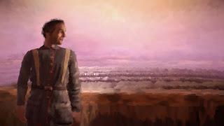 11-11: Memories Retold PS3 Background