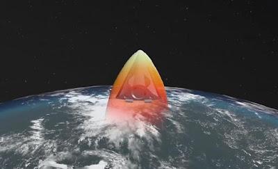 Avangard nuclear missile