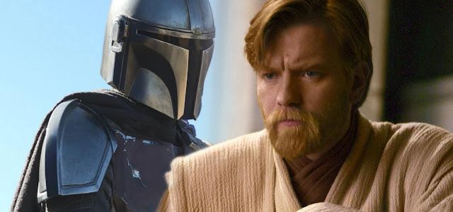 Ewan McGregor assistiu The Mandalorian como preparação para série de Obi-Wan Kenobi