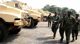 Fears Grips Nigerian Army, Returns Seized US Military Vehicles