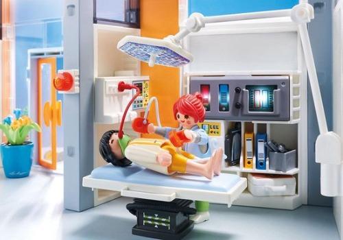 Playmobil ziekenhuis