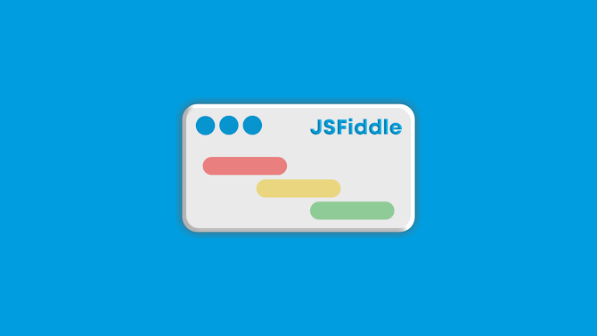 Cara Embed JSFiddle di Blog