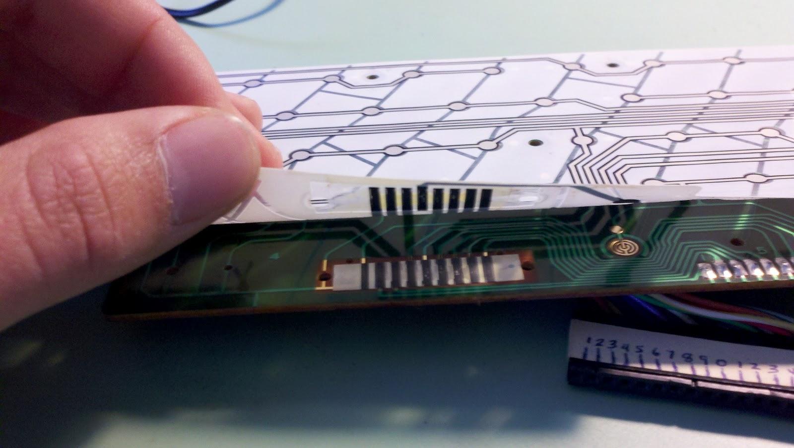 dkudrow: Atari 800 Keyboard