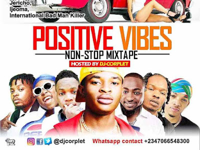 (Mixtape) Dj-Corplet Positive Vibes