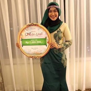 Si Cantik dan Sukses di Usia Muda ini Bernama Aya Syarifah Nasution