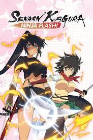 anime tentang ninja wanita kunoichi