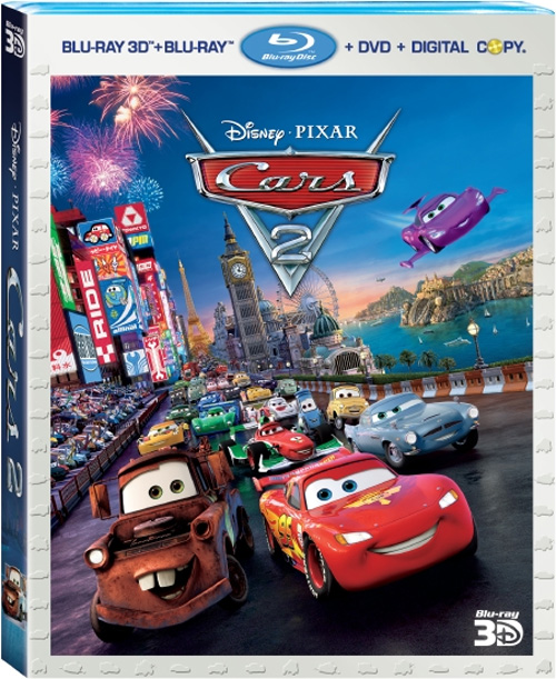 Cars 2 movieloversreviews.filminspector.com