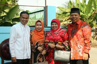 Ketua DPRD Agam Marga Indra Putra.S.Pd., Open House untuk memperat talisilaturahmi