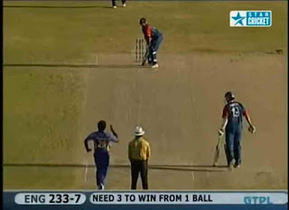 England vs Sri Lanka 33rd Match ICC Cricket World Cup 2007 Highlights
