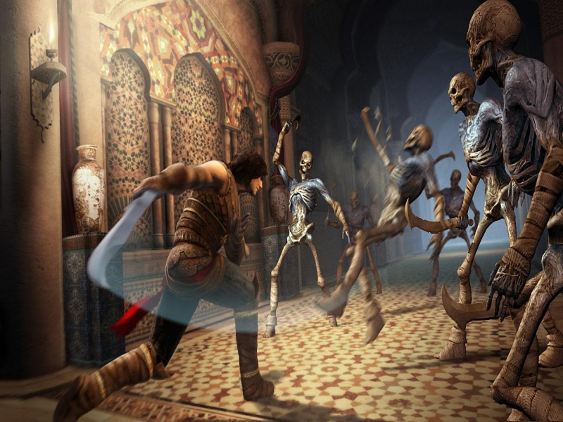 Prince of Persia The Forgotten Sands Highly Compressed Free Download