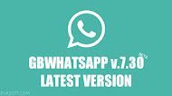 Download GBWhatsApp Beta v7.30 Latest Version Android