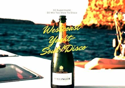 Sunny Westcoast Yacht-Soul/Disco DJ Mix | DJ Supermarkt Stream gegen den Homeoffice Blues