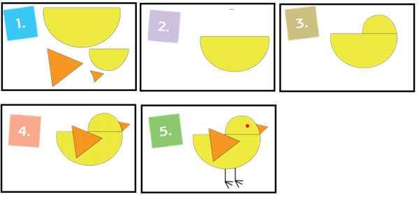Cara Membuat Gambar Ayam