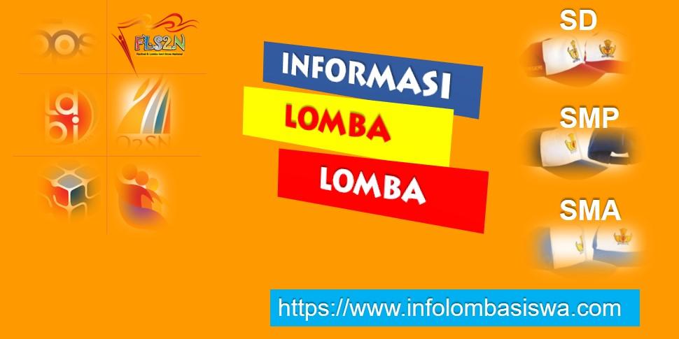 Lomba Siswa Banner
