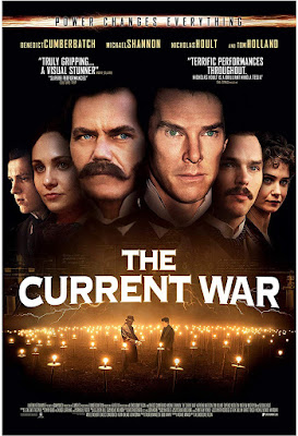 The Current War [2017] [NTSC/DVDR- Custom HD] Ingles, Español Latino