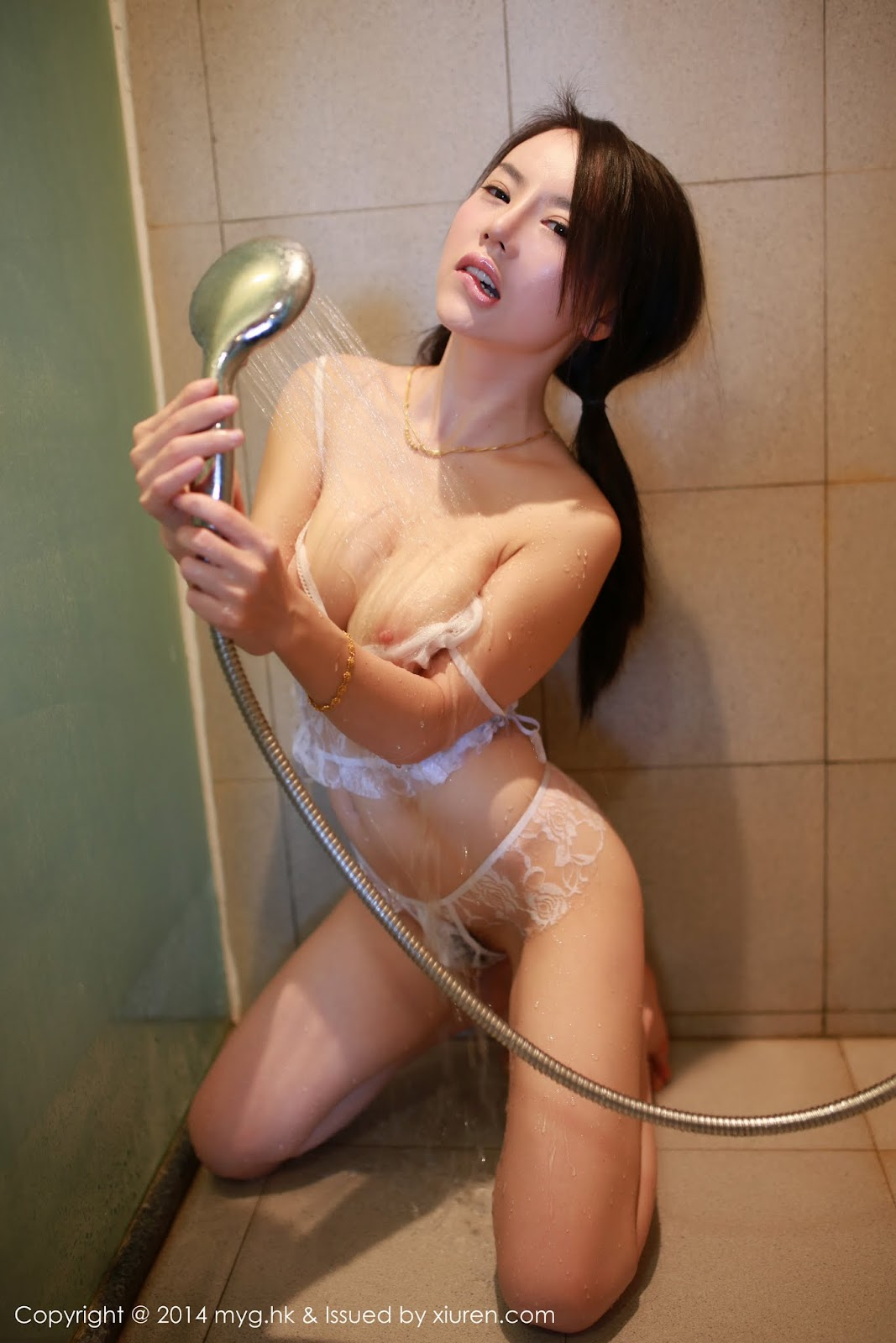 0015 - Hot Photo Model MYGIRL VOL.31