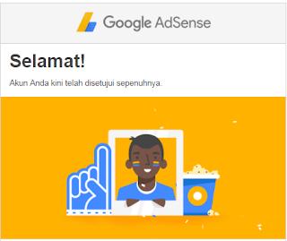 Pengalaman Daftar dan Upgrade Non Hosted Google Adsense | Berbagi Sesama Blogger