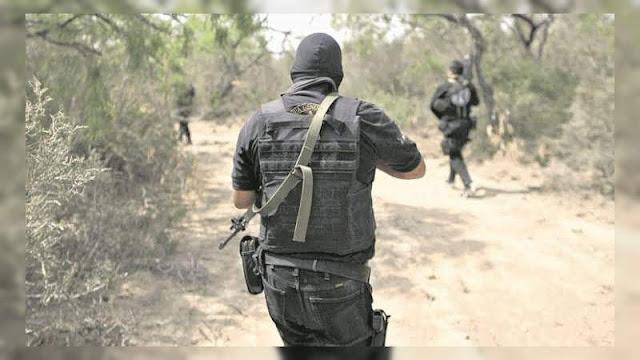 Ya están en Apatzingán, reportan enfrentamientos entre Cárteles Unidos contra CJNG en bastión criminal
