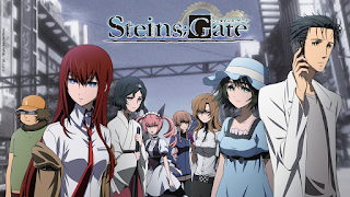 Steins;Gate [24/24] +OVA+especiales+ Pelicula (MEGA)(1 Enlace)
