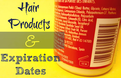 Why its so important to understand the relationship between hair products and expiration dates