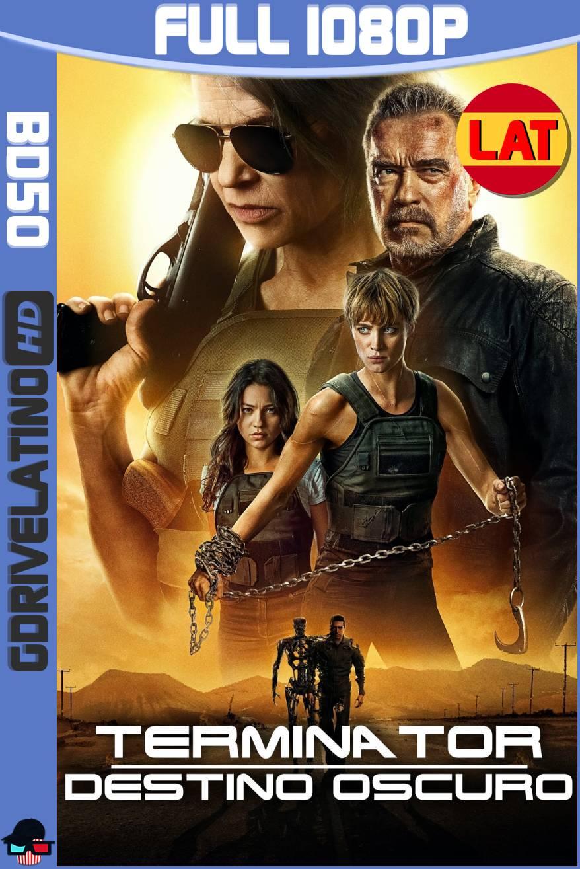 Terminator: Destino Oscuro (2019) BD50 1080p Latino-Ingles ISO