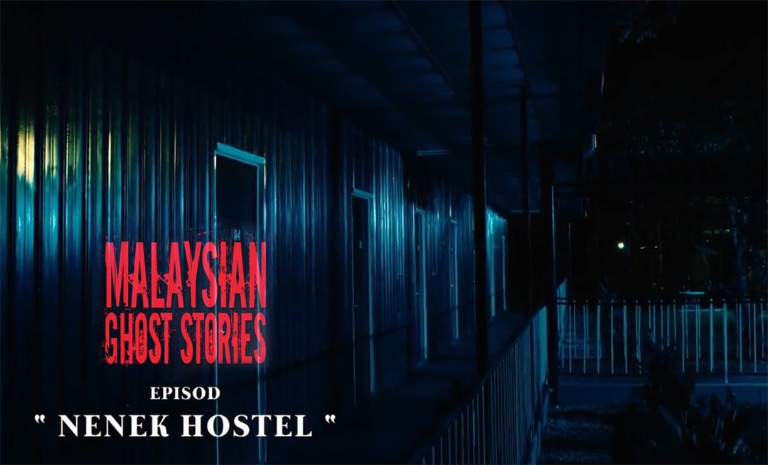 Malaysian Ghost Stories Episod 1 : Nenek Hostel