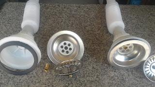 تبديل سوستة حوض المطبخ والحمام(تغيير صرف الحوض المطبخ أو الحمام)