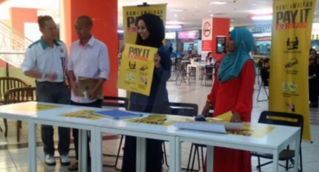 Hashtag #JumpadiPadangMahsyar, Ini Respon Ikon Belia Negara