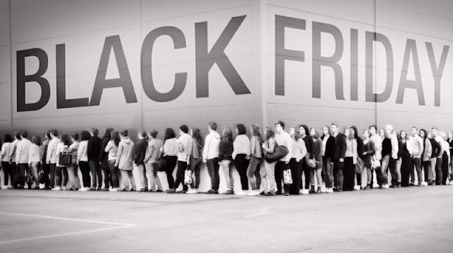 الجمعة السوداء او الجمعة البيضاء يجب ان تحترس من هذا اليوم حتي لا تقع ضحية النصب وتخسر كل اموالك في البلاك فراي دي