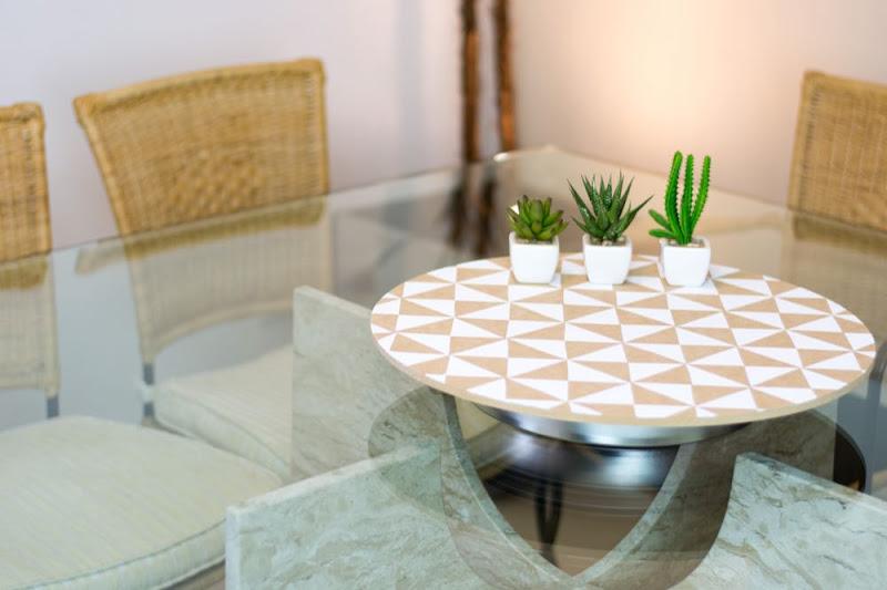 Tu organizas centro de mesa girat rio feito em casa for Centros de mesa para casa