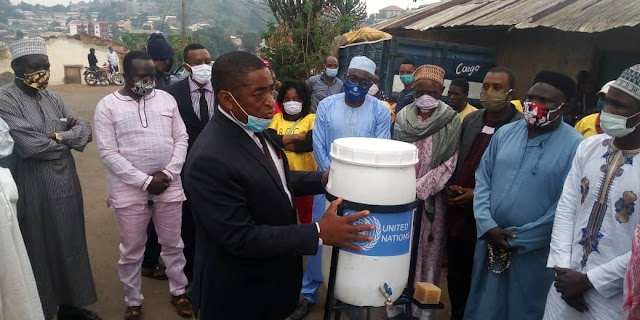 Ramadan: Bamenda City Mayor donates to Muslim community