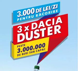 coduri castigatoare concurs bergenbier 2020 dacia duster