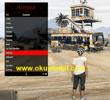 GTA 5 Online PC 1.50 Gizli Para Free Mod Menu İndir 2020