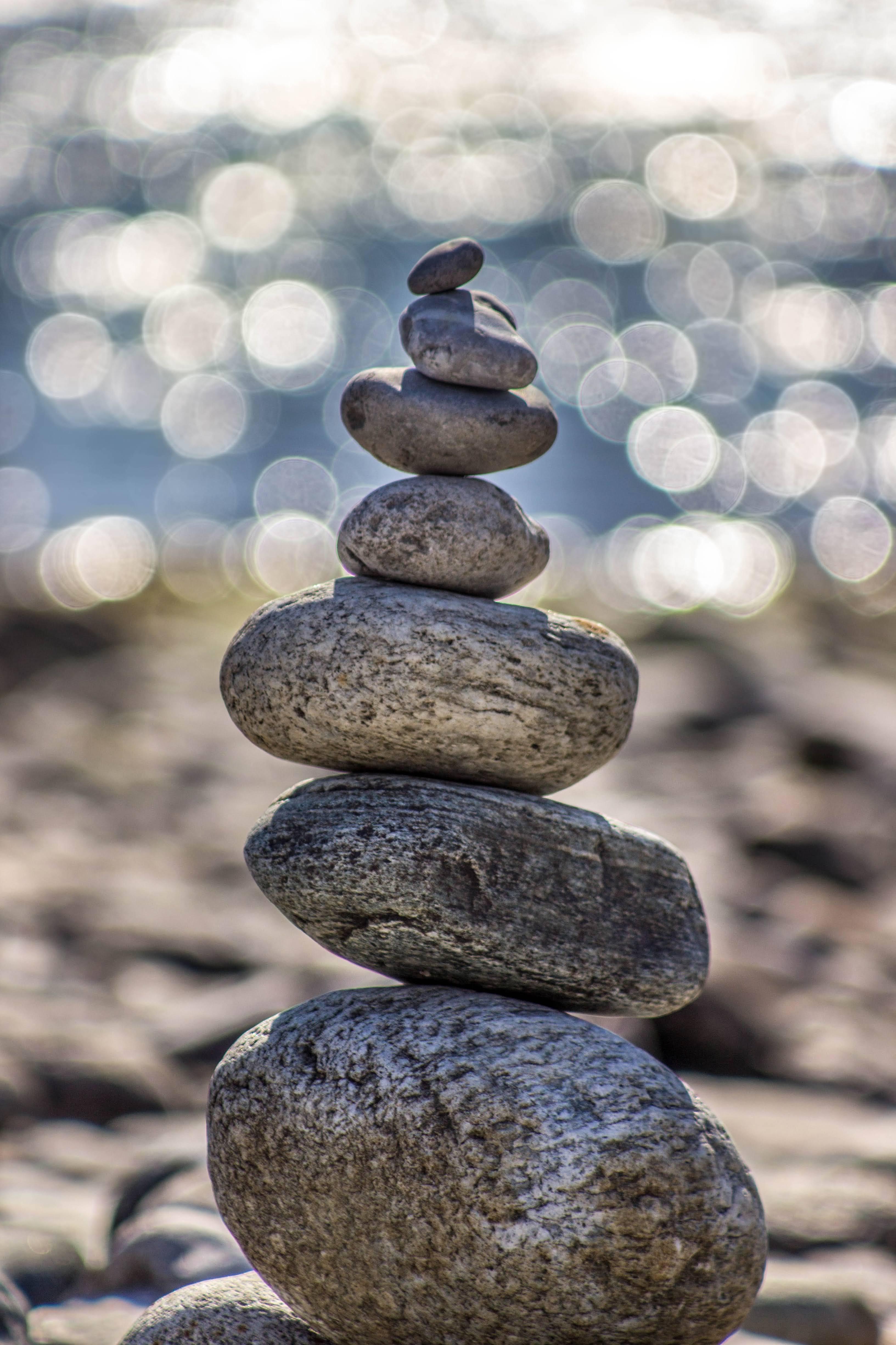 Gray Stones | Photo by Deniz Altindas via Unsplash