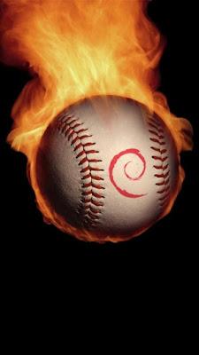 download besplatne slike za mobitele bejzbol loptica