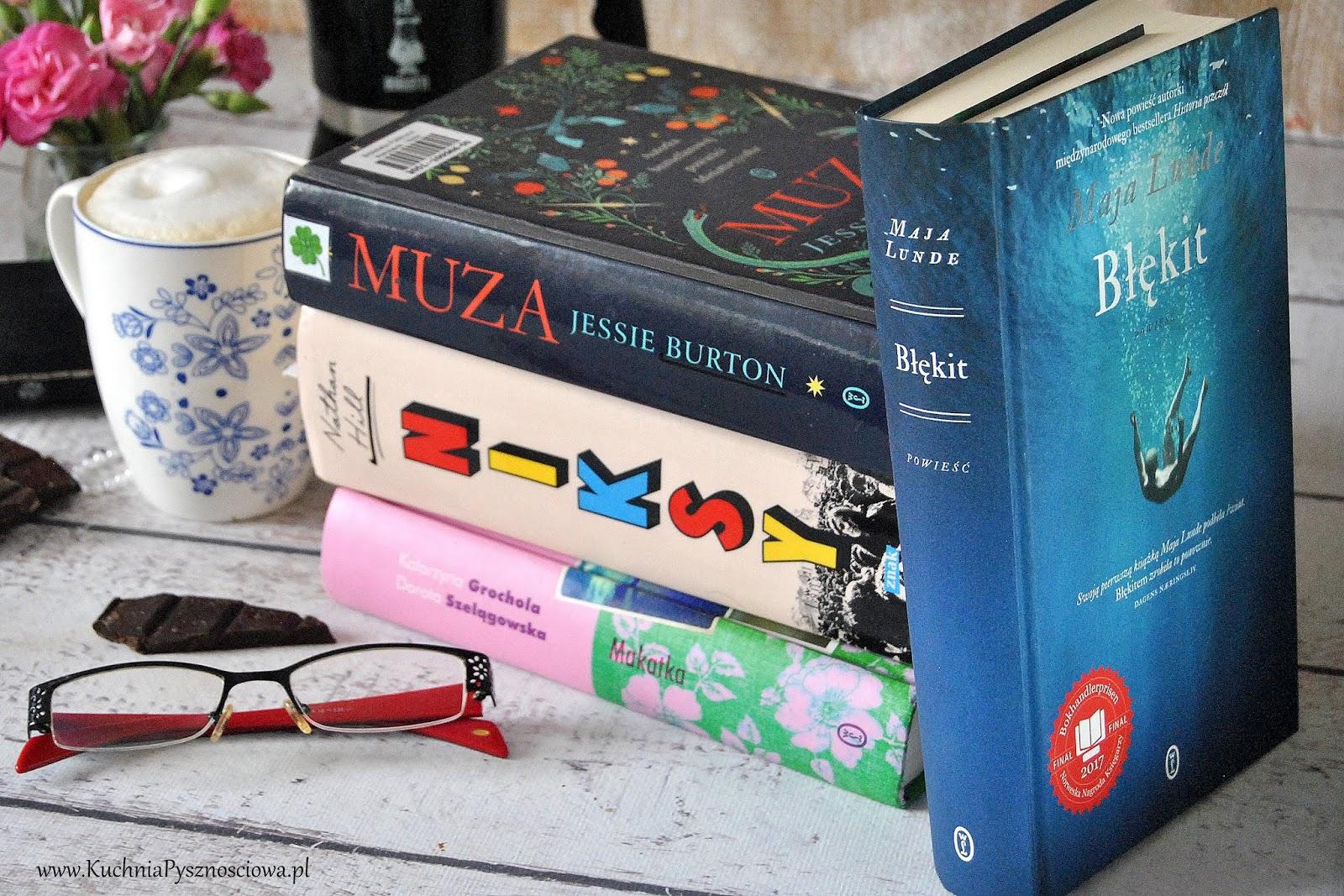 Moja biblioteka VIII-książki na wakacje
