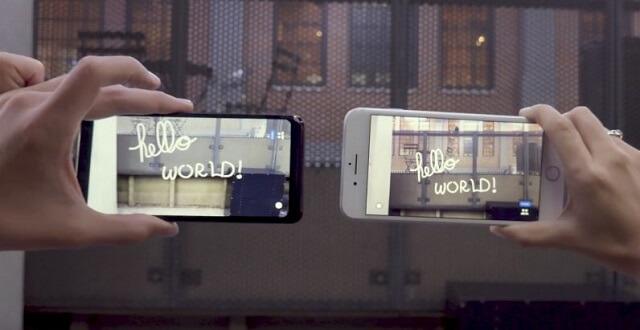 8e4fd6564 بهذه الطريقة تستطيع جعل هاتفك القديم يدعم تطبيقات الواقع المعزز