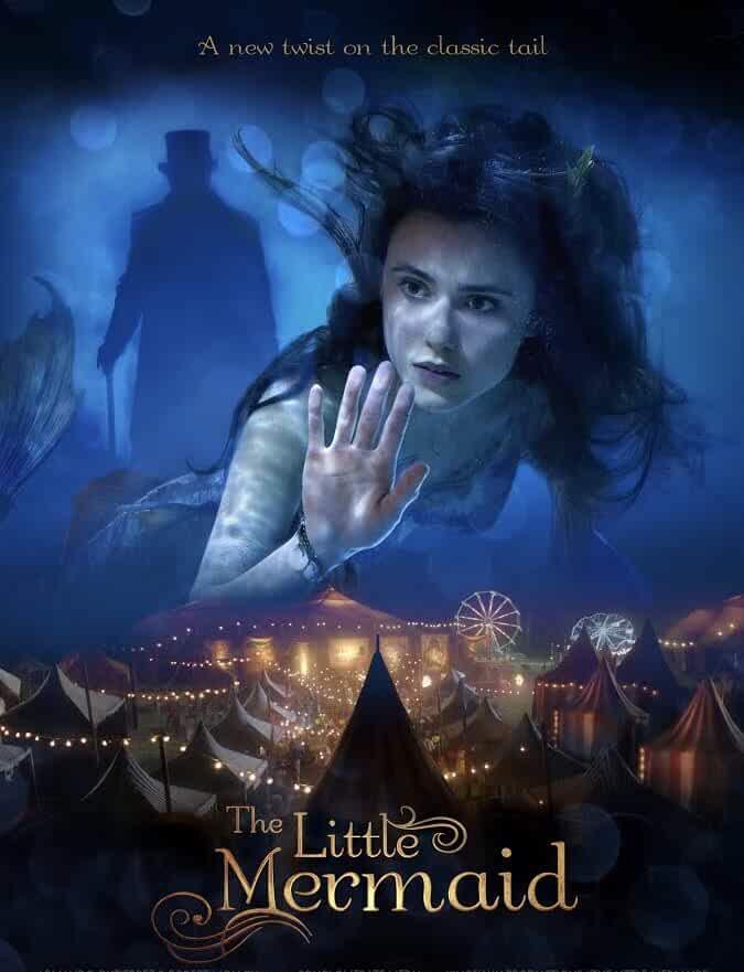 The Little Mermaid 2018 English 720p 700MB WEBRip ESub