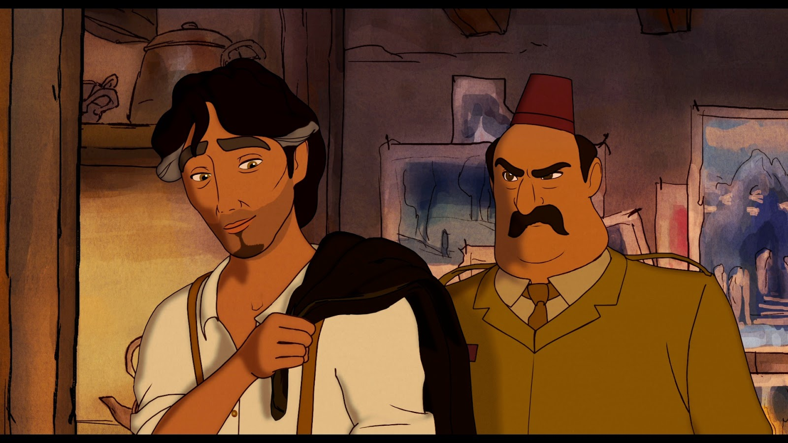 Kahlil Gibran's The Prophet animatedfilmreviews.filminspector.com
